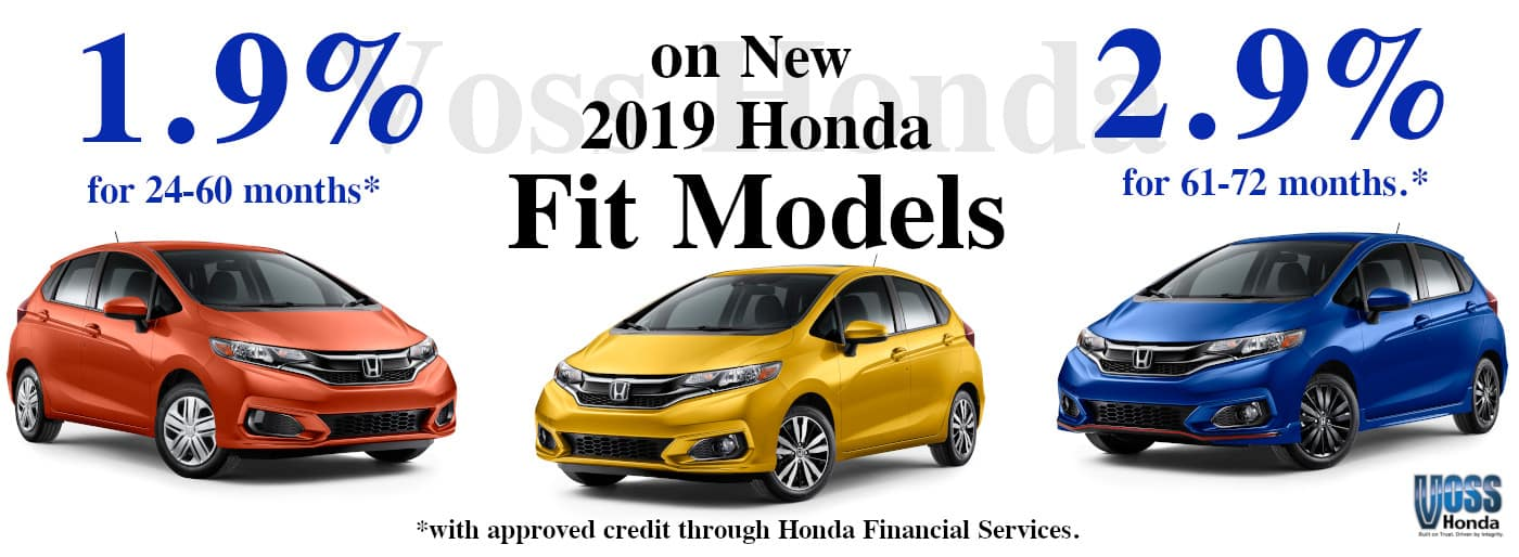 2019 Fit APR Special