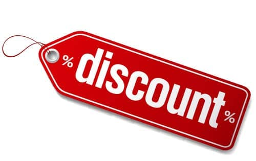 Discount---Red