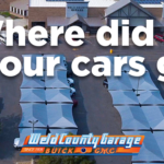 Where did all our cars go?