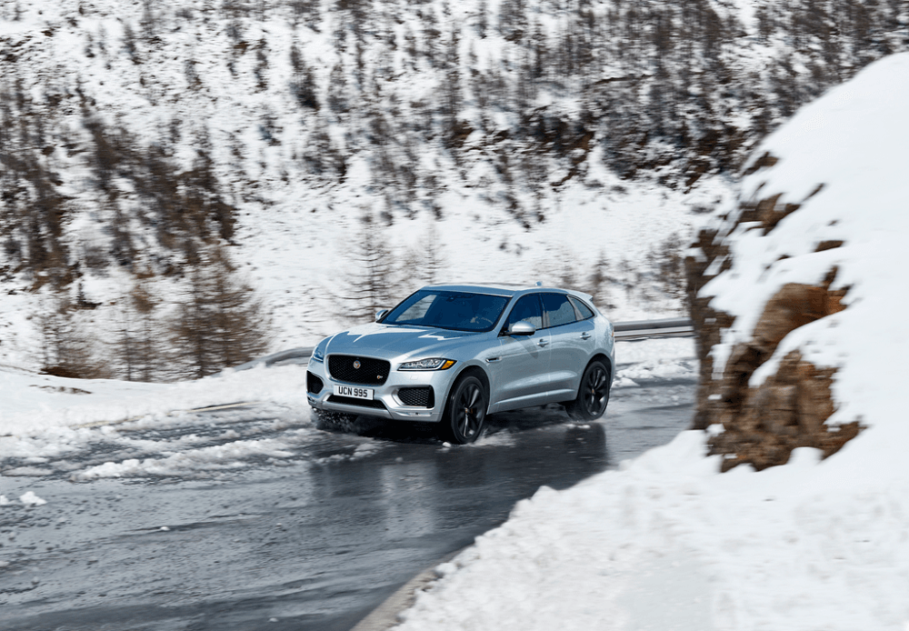 Jaguar F-PACE Trim Levels