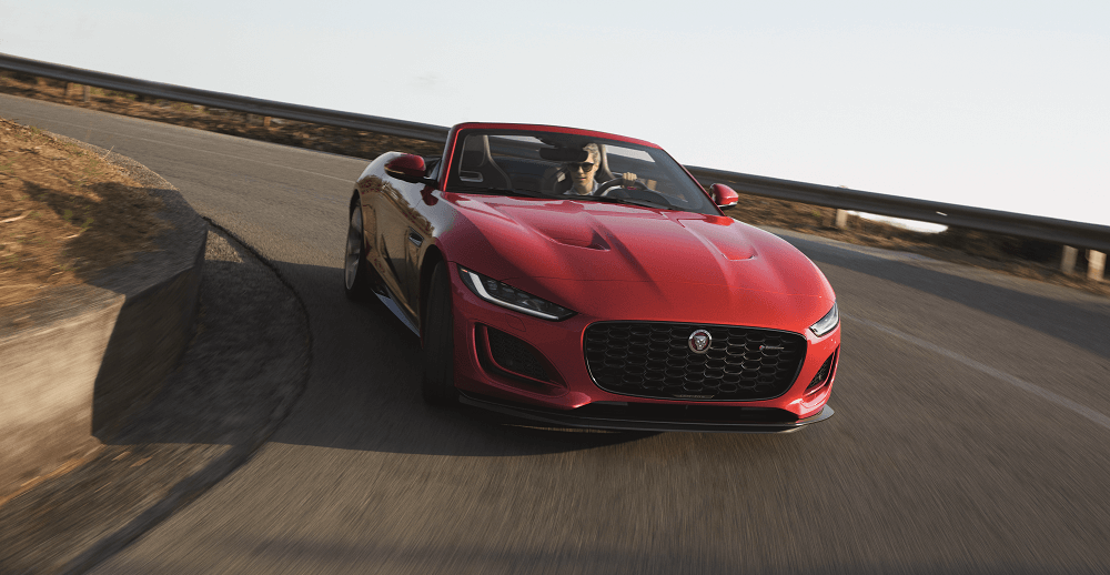 2021 Jaguar F-TYPE Engine Specs