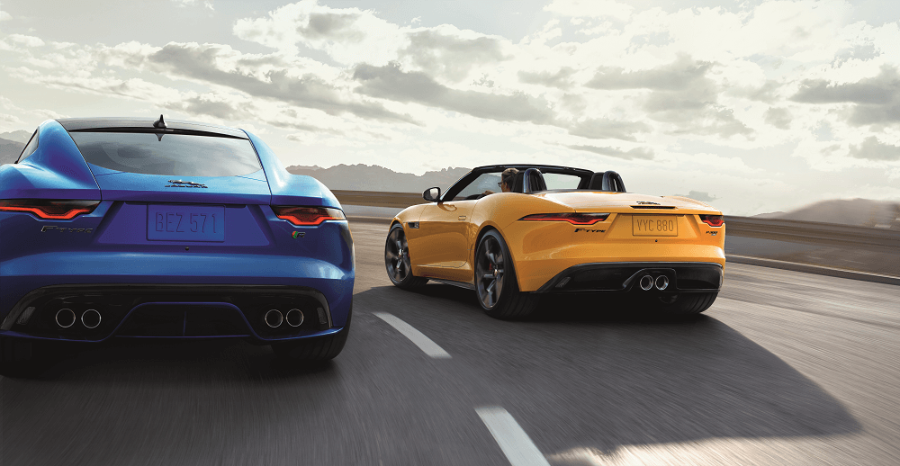2021 Jaguar F-TYPE Performance Specs