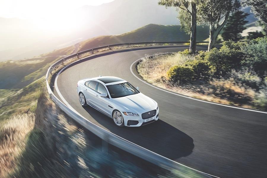 Jaguar XF Performance Specs