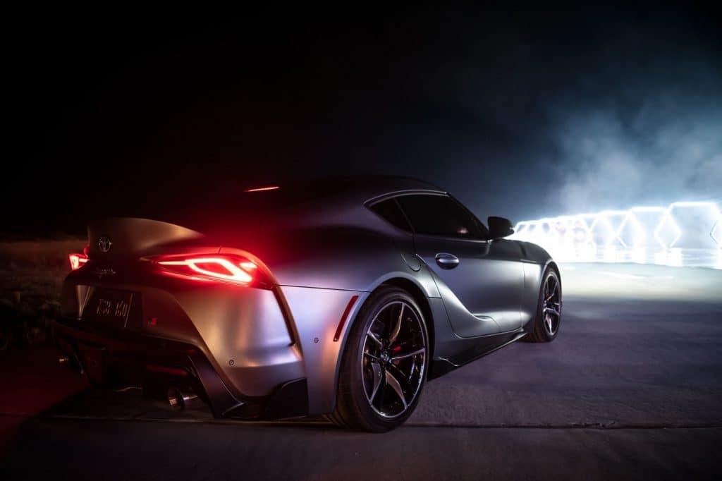 2021 Toyota GR Supra - Wondries Toyota - Alhambra, CA