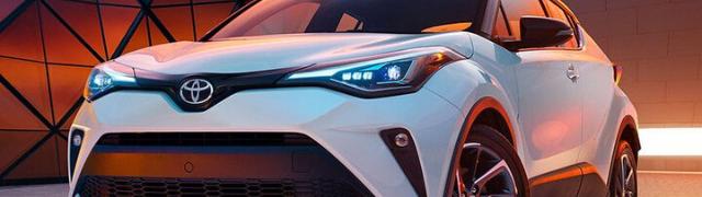 Toyota C-HR - Wondries Toyota - Alhambra, CA