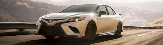 Toyota Camry - Wondries Toyota - Alhambra, CA