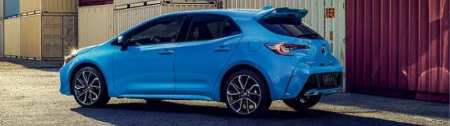 Toyota Corolla Hatchback - Wondries Toyota - Alhambra, CA