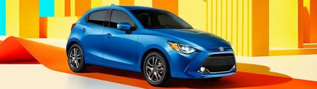 Toyota Yaris Hatchback - Wondries Toyota - Alhambra, CA