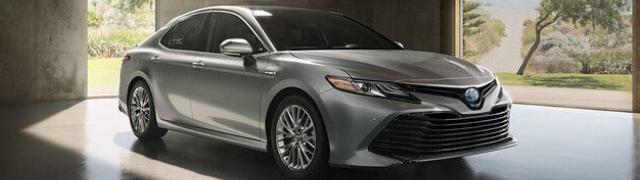 Toyota Camry Hybrid - Wondries Toyota - Alhambra, CA