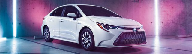Toyota Corolla Hybrid - Wondries Toyota - Alhambra, CA