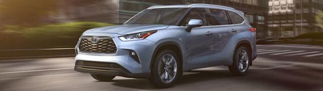 Toyota Highlander - Wondries Toyota - Alhambra, CA