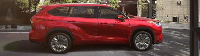 Toyota Highlander Hybrid - Wondries Toyota - Alhambra, CA