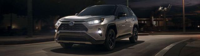 Toyota RAV4 Hybrid - Wondries Toyota - Alhambra, CA