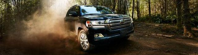 Toyota Land Cruiser - Wondries Toyota - Alhambra, CA
