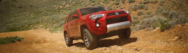 Toyota 4Runner - Wondries Toyota - Alhambra, CA